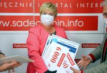 Lek. med. Halina Ciszkowska opowiada o podwójnej wygranej w plebiscycie