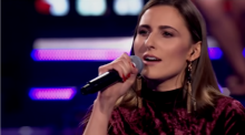 Iza Szafrańska jak petarda znokautowała muzycznych rywali w The Voice of Poland