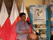 Dlaczego wicepremier Beata Szydło zachwyca się sądeckimi pożyczkami? [WIDEO]