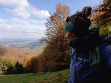 Ten widok zapiera dech. Bajeczne barwy jesieni w Beskidzie Sądeckim