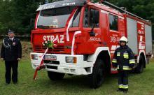 Już 70 lat strażacy z Kadczy służą Bogu i ludziom