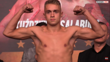 Pierwsza porażka sądeckiego boksera na zawodowym ringu