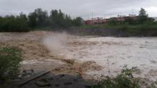 Alarm w powiecie! Uszkodzone drogi, podtopione budynki i fatalna prognoza pogody