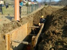 Kto będzie budował kanalizację w Marcinkowicach i Trzetrzewinie?