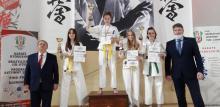 Wieki sukces! Klaudia Kowalska wicemistrzynią Polski Juniorów Młodszych Karate