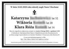 Tragedia w Bukowinie Tatrzańskiej. Znamy datę i miejsce pogrzebu ofiar wypadku
