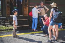 Wyrusz na kolejowe szlaki turystyczne Małopolski