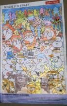 Pokolorujcie z nami święta! Konkurs Sądeczanina dla dzieci
