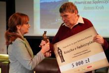 Oto laureaci VIII konkursu literackiego o Nagrodę im. ks. prof. Bolesława Kumora