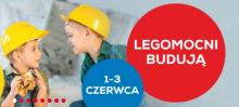 Legomocni budują w Galerii Sandecja