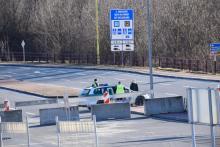 W Muszynce i Leluchowie od 15 lutego granicy nie przekroczysz!