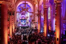 Niezapomniany koncert w limanowskiej Bazylice