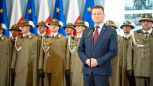 Minister Mariusz Błaszczak szykuje nam batalion piechoty górskiej w Nowym Sączu