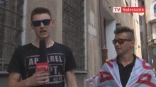 EURO 2016 Polska – Szwajcaria: 5 do 4! Sądeczanie świętują! [FILM]