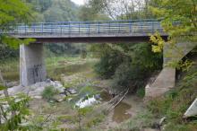 Remont mostu i drogi leśnej w Łososinie Dolnej wreszcie zakończony!
