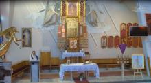 Transmisja mszy z Sanktuarium Matki Bożej Pocieszenia w Pasierbcu [NA ŻYWO]