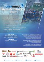Profesjonalny obóz piłkarski w Zakopanem, czyli Skills Camp Only Futbol!