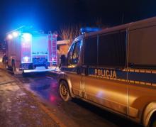 Tragedia w Grybowie. Znaleziono ciało 59-latka
