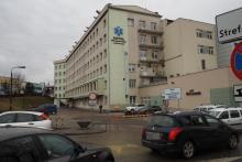Dostali mandaty za przywiezienie chorych na SOR? Co się stało pod szpitalem?