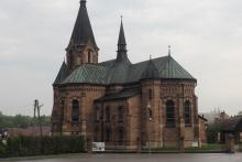 parafia św. Wawrzyńca w Nowym Sączu