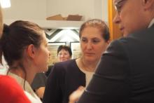 Iwona Mularczyk przyjęła wyrok wyborców. Mularczykowi puściły nerwy