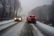 Strach za kierownicą na drodze do Brzeska