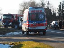 Z ostatniej chwili: wypadek w Mostkach. Zderzyły się trzy auta, tworzą się korki