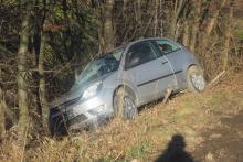 Poważny wypadek w Trzycierzu
