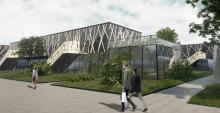 Nowy Sącz: Taka wizja. Przaśna rzeczywistość blokowisk idzie do lamusa