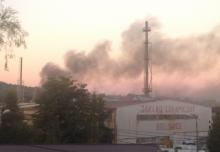 pożar w Eco Curo