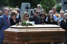 pogrzeb  Jerzego Leśniaka
