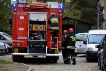 W Domu Pomocy Społecznej ulatniał się gaz. Strażacy i pogotowie gazowe w akcji