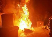 Pożar za pożarem: w Nowym Sączu płonęły kontenery na śmieci. Ktoś je podpalił?