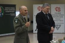 Uroczysta promocja pamiętników wojennych generała Józefa Gizy zgromadziła miłośników historii [ZDJĘCIA]