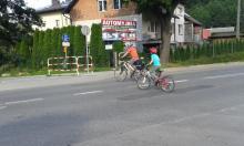 czytaj też:Są dwie nowe kładki rowerowe na Popradzie, ale jechać nimi nie wolno