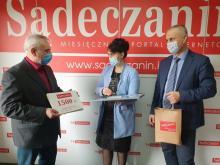 Renata Augustyn przekazuje swoją nagrodę na wsparcie chorych dzieci. Pomóżmy im!