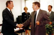 Prezydent George Bush we wspomnieniach Ryszarda Kruka