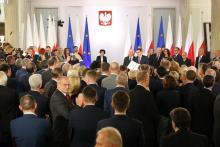 Pierwsze sweet focie sądeckich posłów debiutantów z Sejmu
