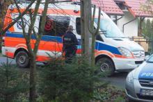 Tragedia w gminie Chełmiec: mężczyzna groził bronią. Znaleziono jego zwłoki