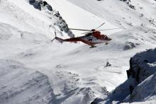 Taternik utknął w górach i spędził tam noc. Z pomocą ruszyli ratownicy TOPR