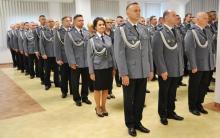 Sądeccy policjanci świętowali 99 rocznicę powstania polskiej policji