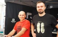 Dobrze pożenili w Piwnicznej sportowców z biznesem na Festiwalu Biegowym [WIDEO]