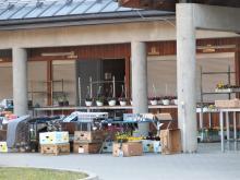Targowisko w Korzennej: po produkty przyjeżdżają tu nawet z powiatu tarnowskiego