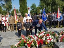80.rocznica wybuchu II wojny światowej, fot. Iga Michalec