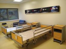 Nowy oddział pediatryczny w szpitalu w Krynicy-Zdroju