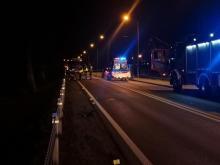 Tragiczny wypadek w Limanowej. Motocyklista miał prawie 4 promile alkoholu