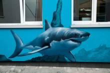 Mgr MORS i termomodernizacja szkoły w Chełmcu. W Chełmcu jest ocean... [FOTO]