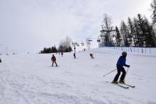 Kryniccy goprowcy podsumowują zakończony wcześniej sezon zimowy