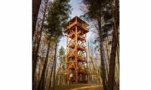 Wieża Ferdel w Wapiennym: kto zwiedzi, przepadnie z kretesem w Beskidzie Niskim