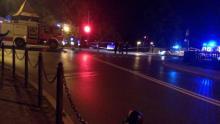 Z ostatniej chwili: dramat na ul. Lwowskiej. Czołowe zderzenie motocykla i auta